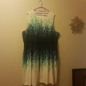 Luxe 20w sleeveless dress